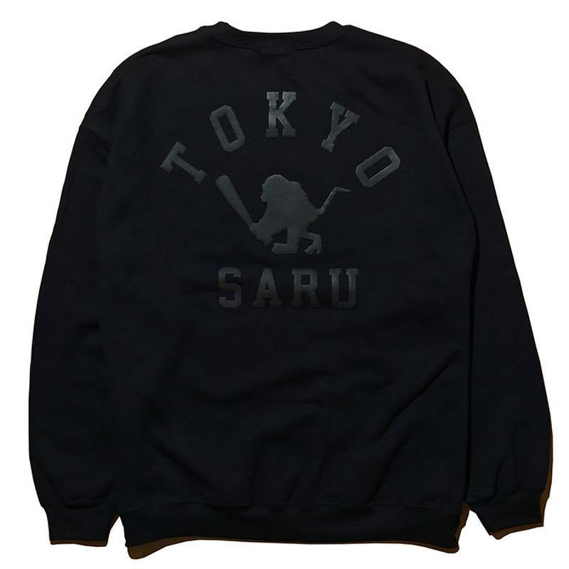 TOKYO SARU スウェット[BLACK]