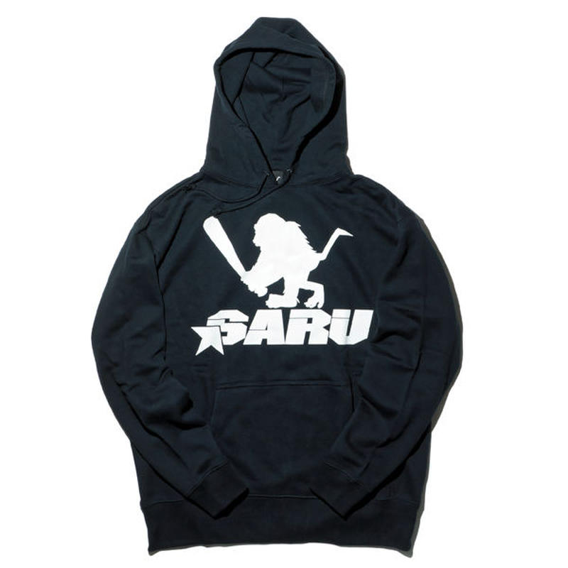 SARU STARフーディ [ブラック]
