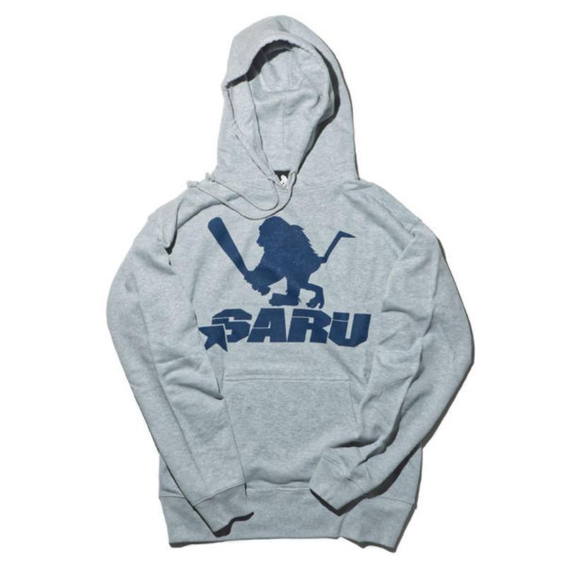 SARU STARフーディ [グレー]
