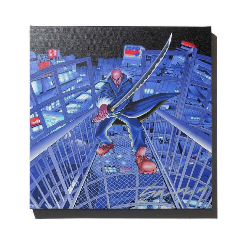 アートキャンバス【Pepsi Merra】受注/Pre-Order