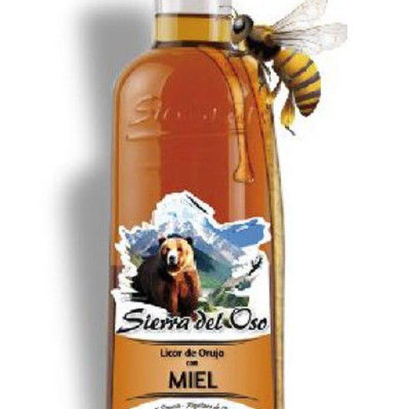 オルッホスピリッツ 蜂蜜リキュール