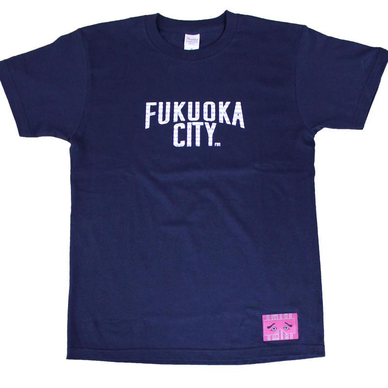 福岡Tシャツマーケット×サヌイ織物 限定コラボTシャツ