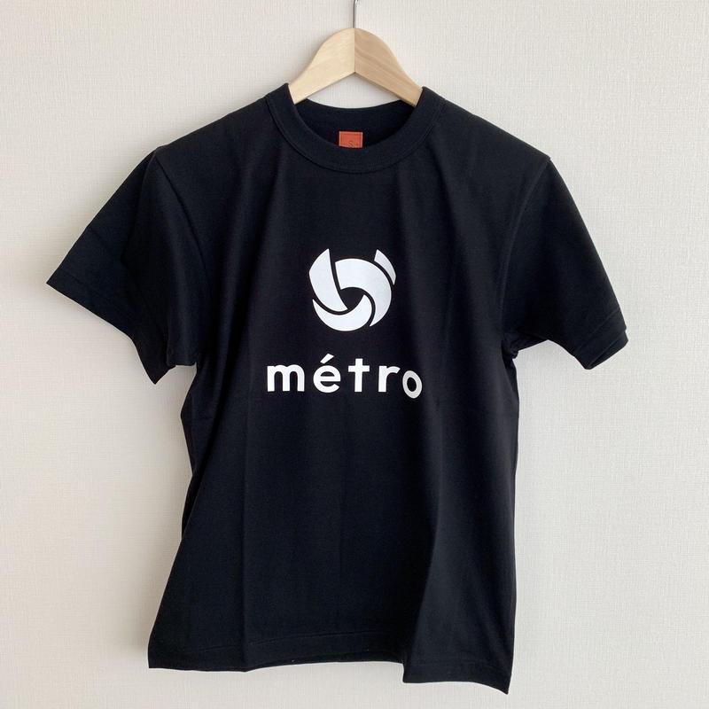 オリジナルロゴTシャツ/黒