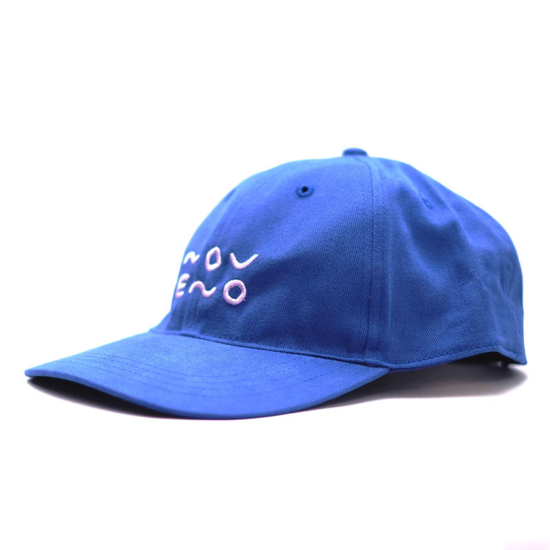 CLASSIC LOGO CAP BLUE