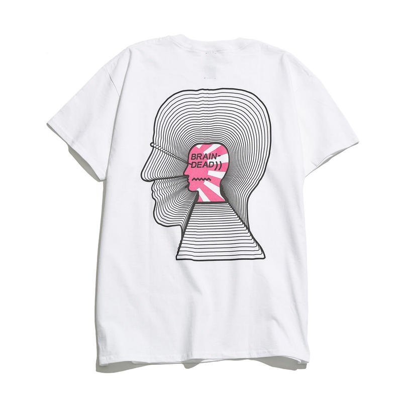 PSYCHEDELIC H/S  TEE