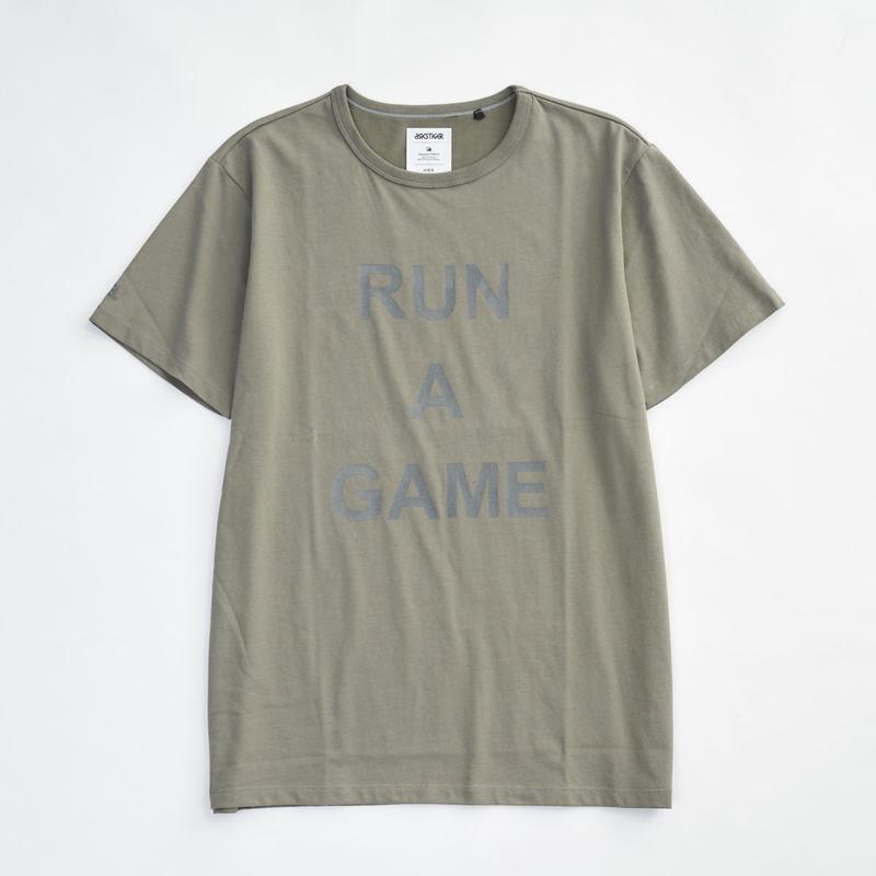 """""""RUN A GAME"""" H/S TEE / 2191A121"""