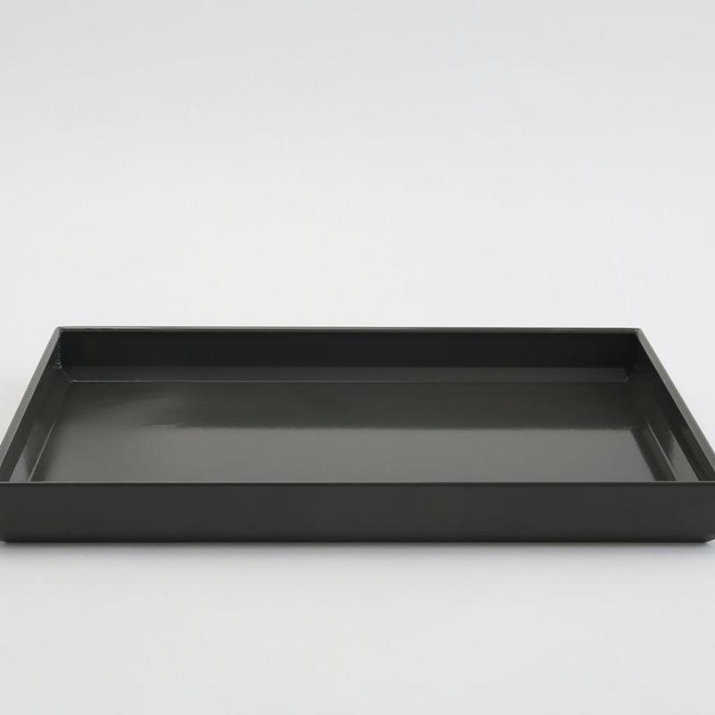Tray  S  (Dark Gray)