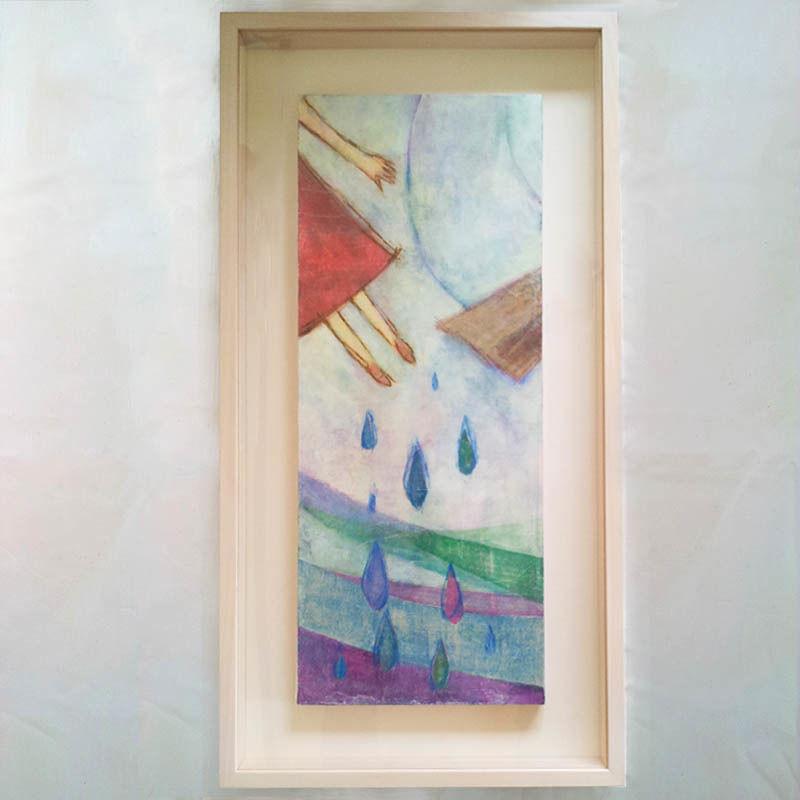 YM006「空にジャンプ」山路絵子