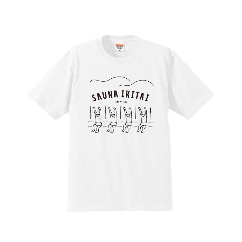 熱波うける君Tシャツ