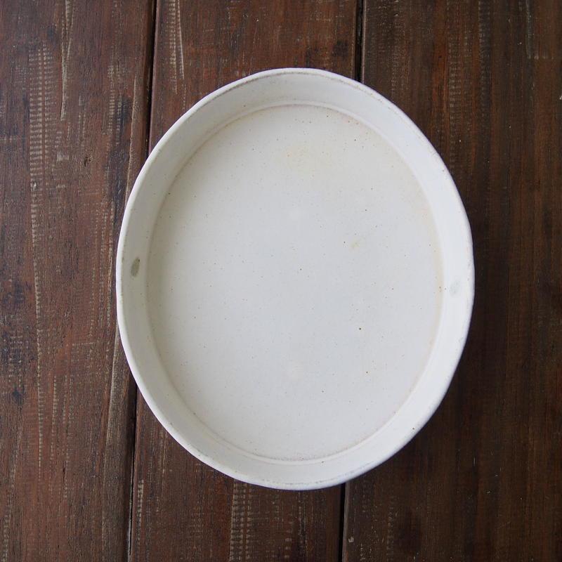 瀬川 辰馬  浅鉢 (楕円)