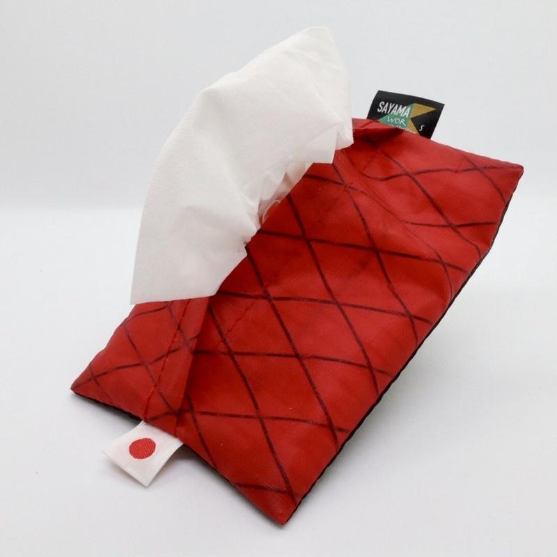 Chirishi X-PAC 40D レッド