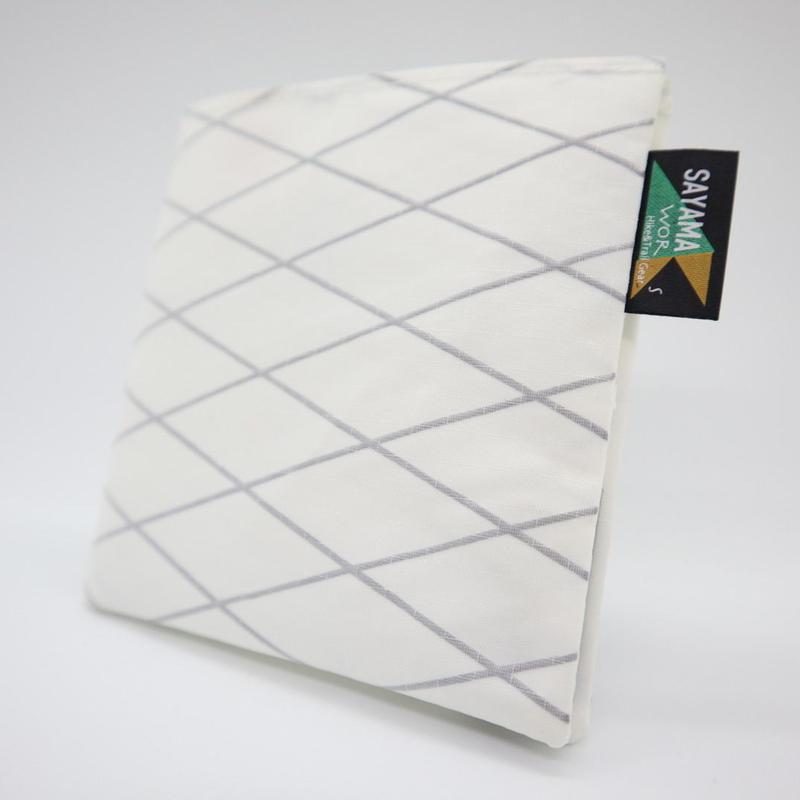 ミニマリストウォレット 70D X-PACホワイト