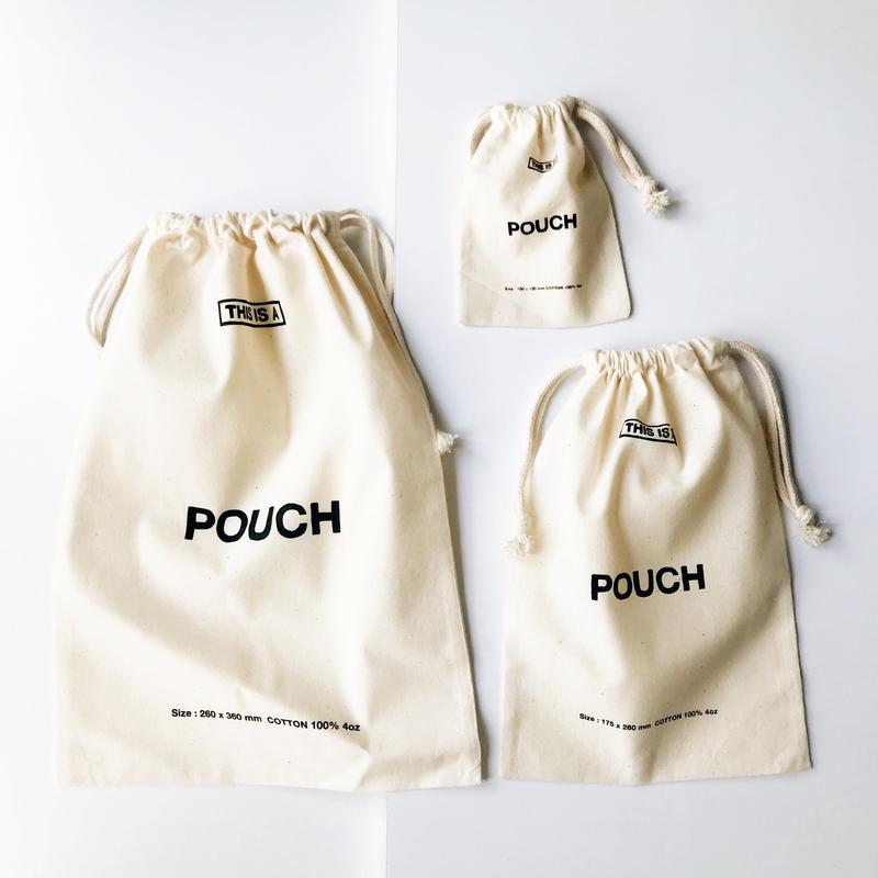 POUCH  (L)