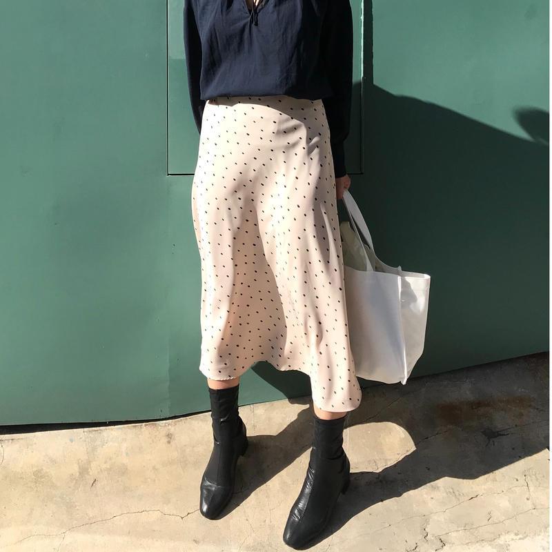 simpledot  skirt