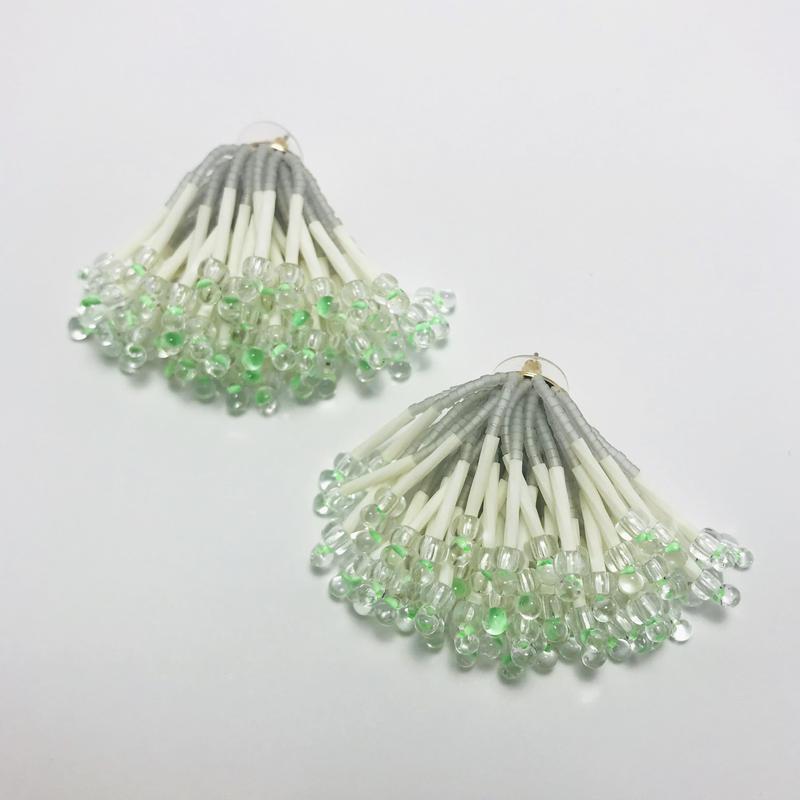 Dress pierced earring / 906190