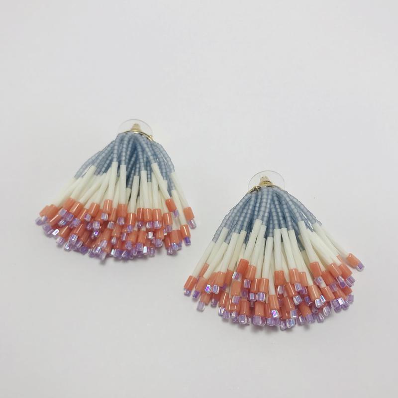 Dress pierced earring / 906189