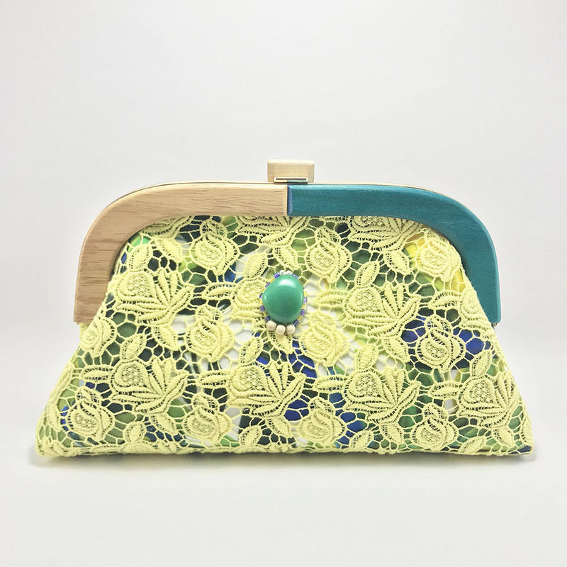 By Color Clutch Bag  / 2148