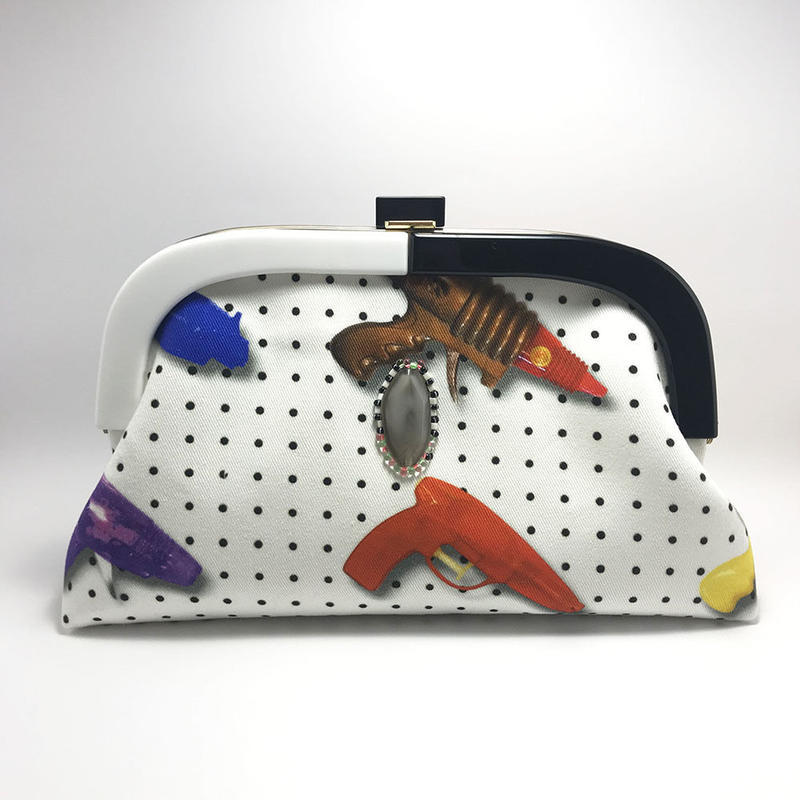 By Color Clutch Bag  / 2180