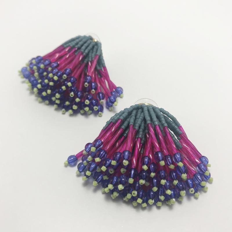 Dress pierced earring / 906185