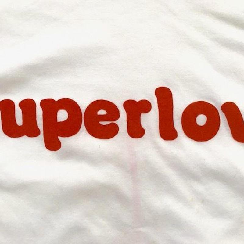 SuperLove  T-Shirts White