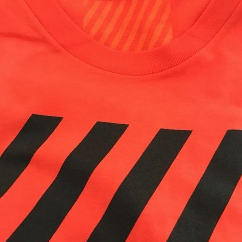 """""""SLASH""""  T-Shirts  (Orange)   with Limited box"""