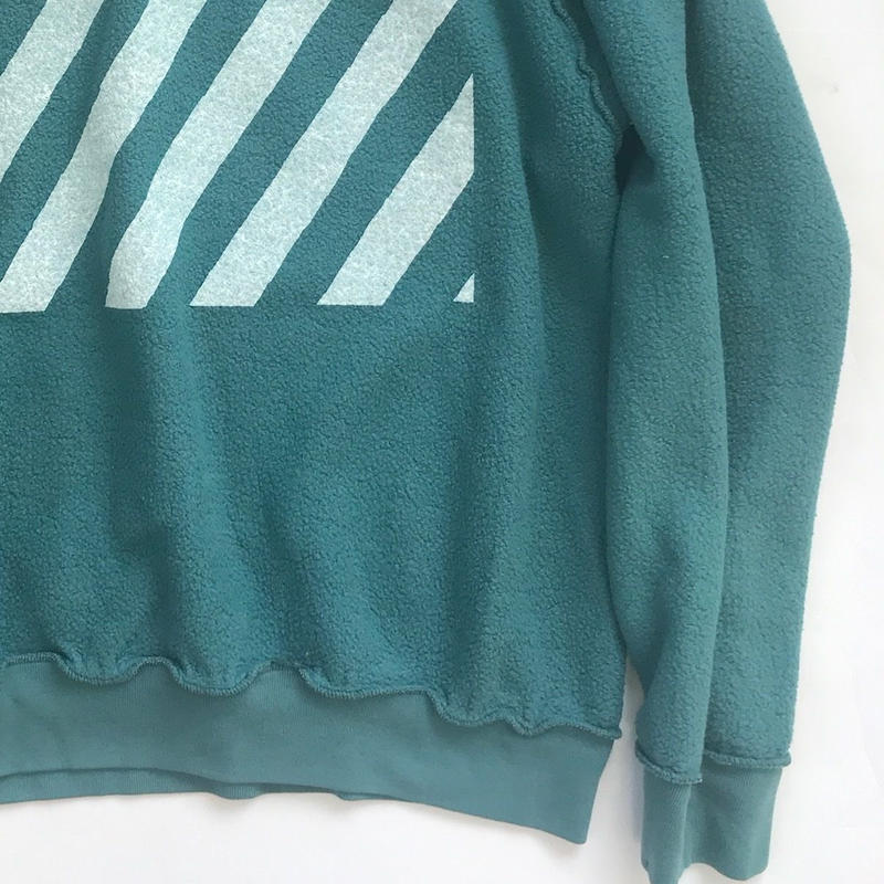 Vintage raglan sweat shirts Sage green