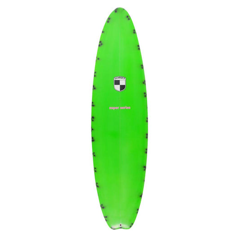 "7'0"" SUPER SERIES   ""Jane""  Air brushed & Hand shaped by Peter Schroff"