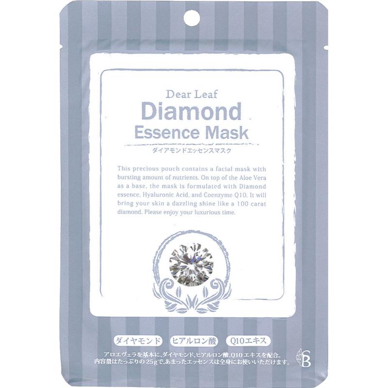 【定期購入】ディアリーフ ダイヤモンドエッセンスマスク【毎月30枚】  のコピー