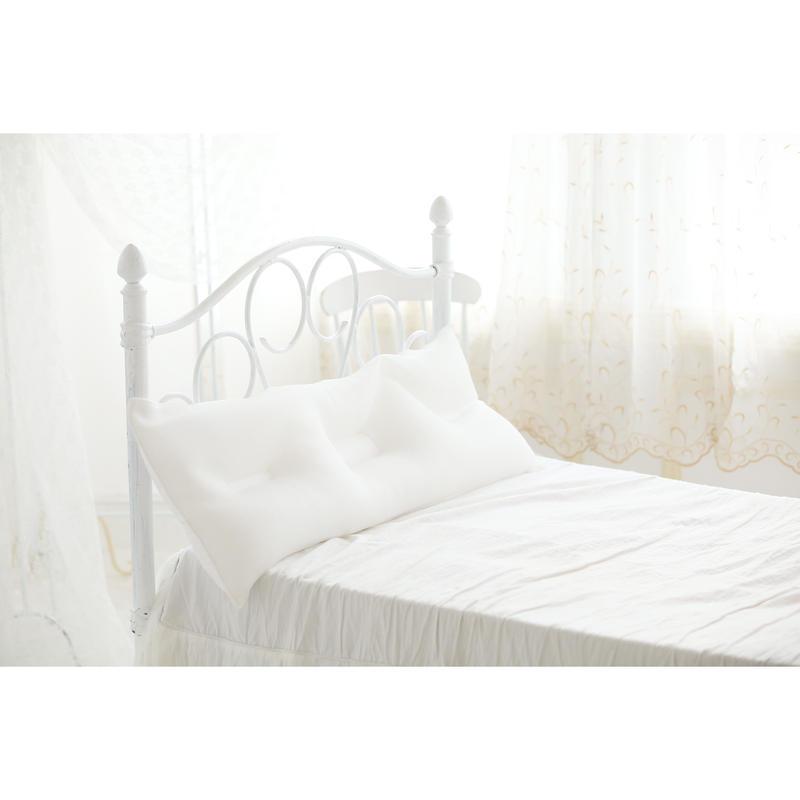 スーパーホテル仕様ハニカムコルマ枕(大) 110cm×43cm 枕カバー1 枚付