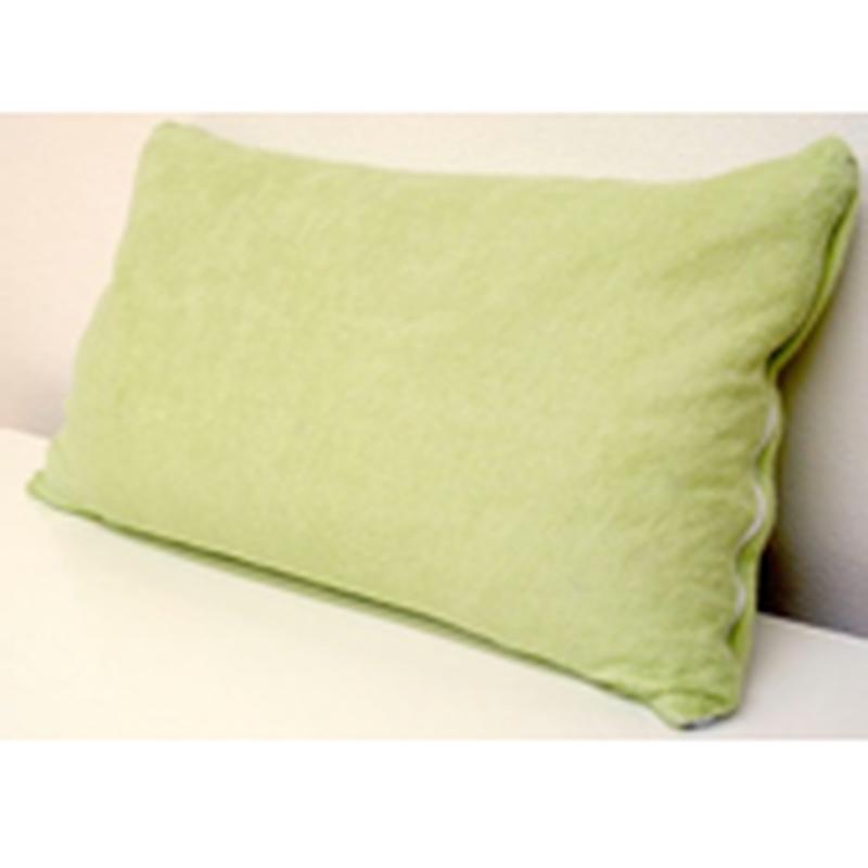 ファスナー式 ハニカムコルマ枕/コルマ枕(63×43cm)専用のびのび枕カバー (選べる4色)