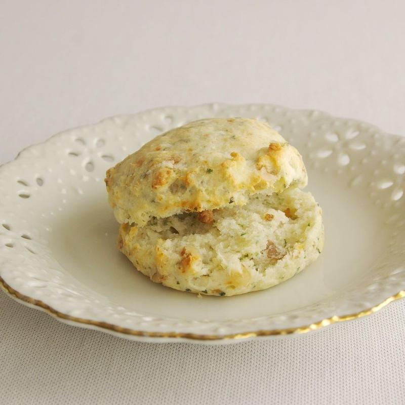 ロンドン生スコーン 冷凍「チーズ」1個