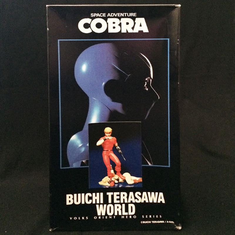 "BUICHI TERASAWA WORLD SPACE ADVENTURE  ""COBRA"""