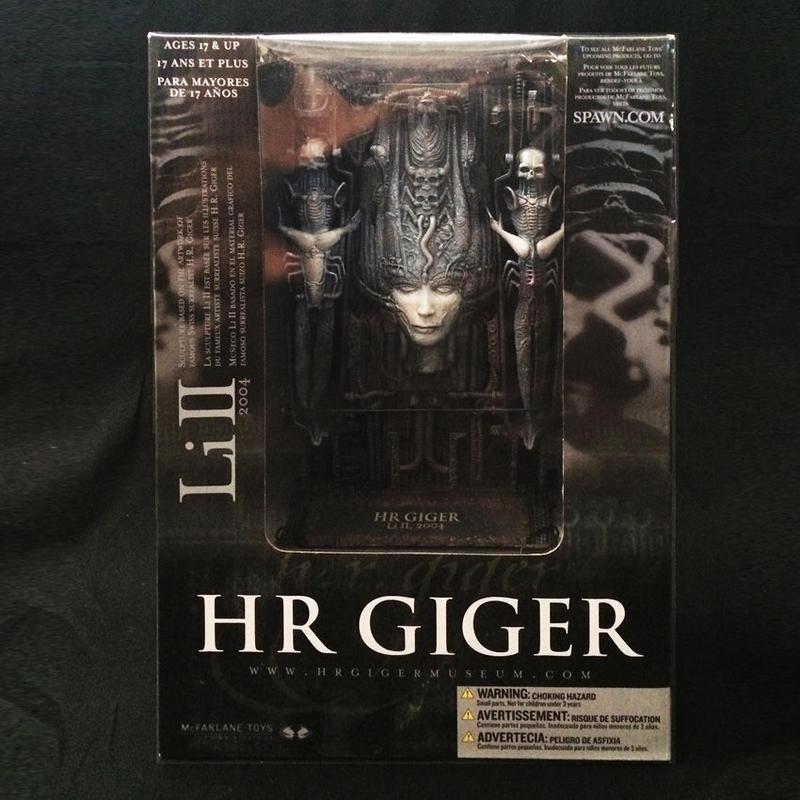 HR GIGER Lia II 2004