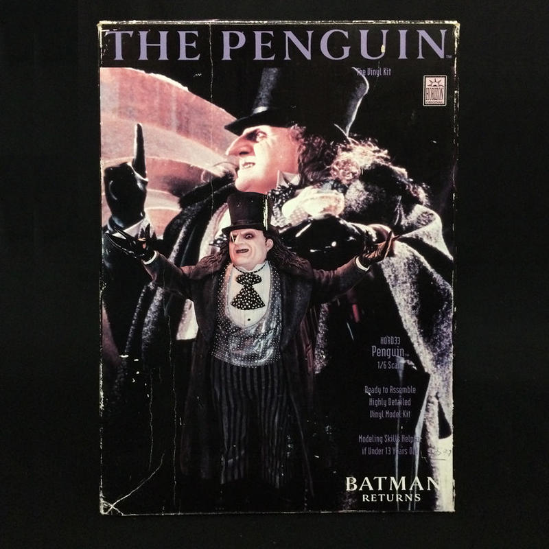 THE PENGUIN       BATMAN™ RETURNS