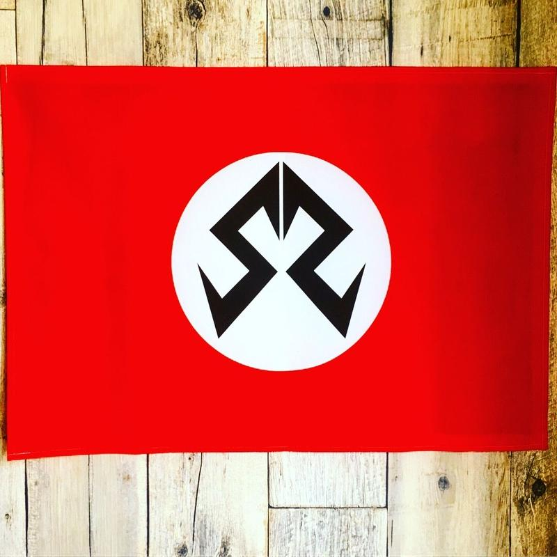 STRONG STYLE FLAG