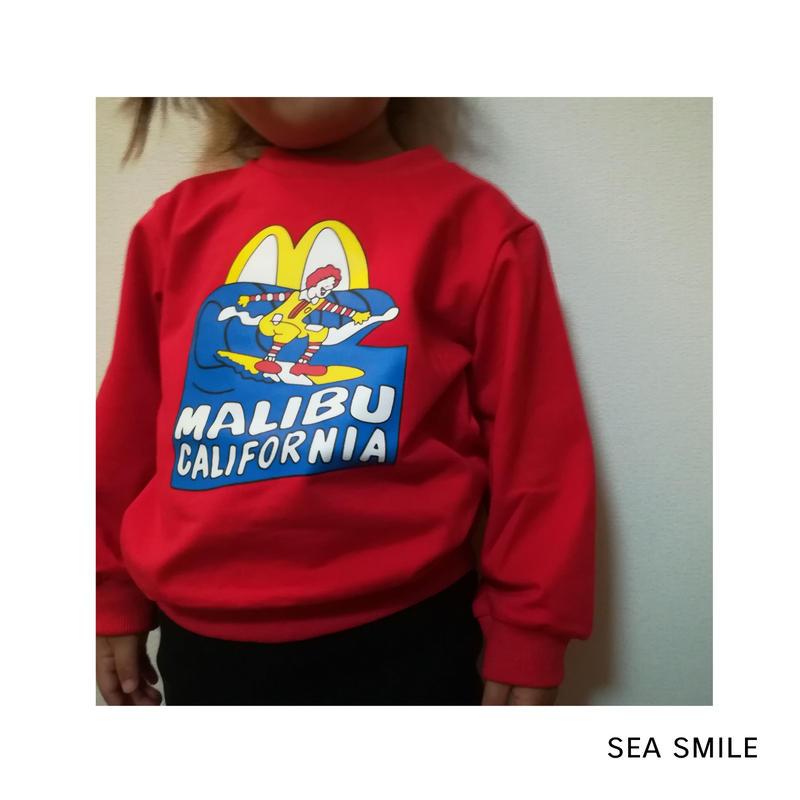 【即納】Malibuトレーナー