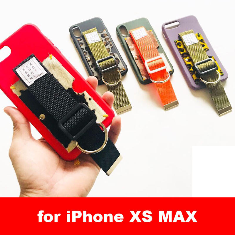 for iPhone XS MAX 【animal】