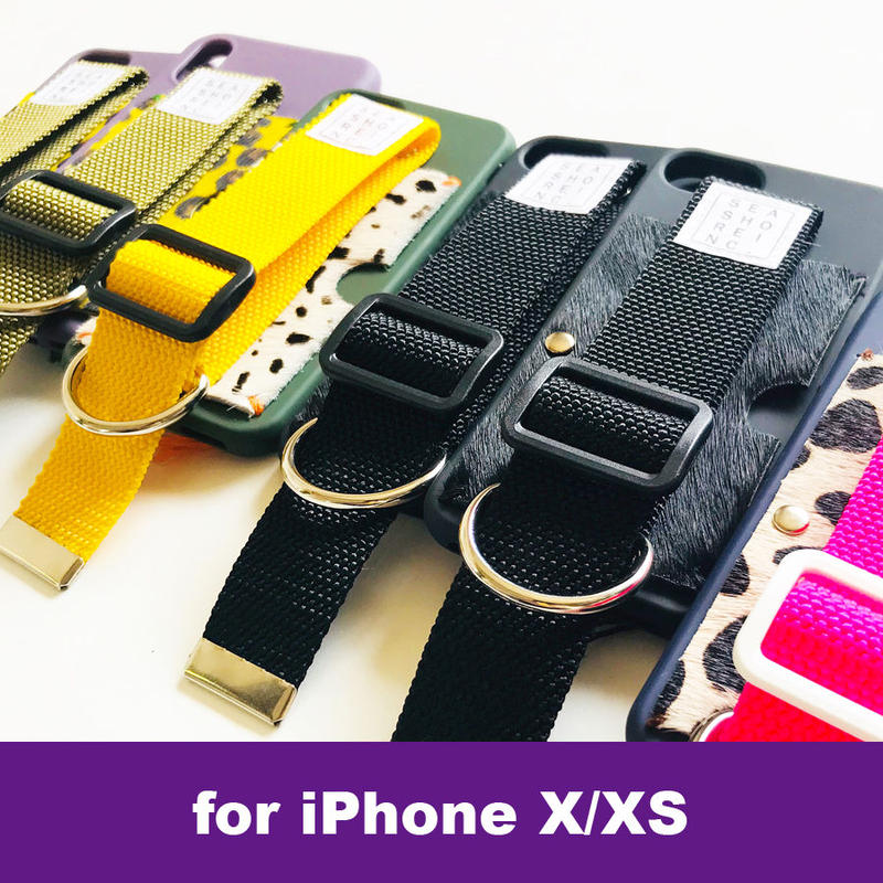 for iPhone X/XS 【animal】