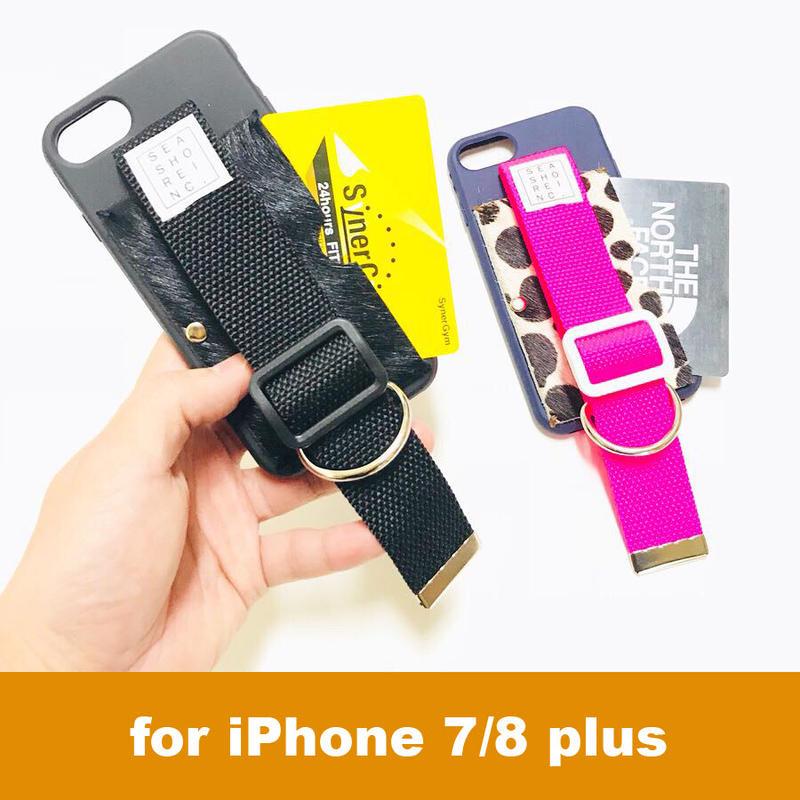 for iPhone 7/8plus 【animal】