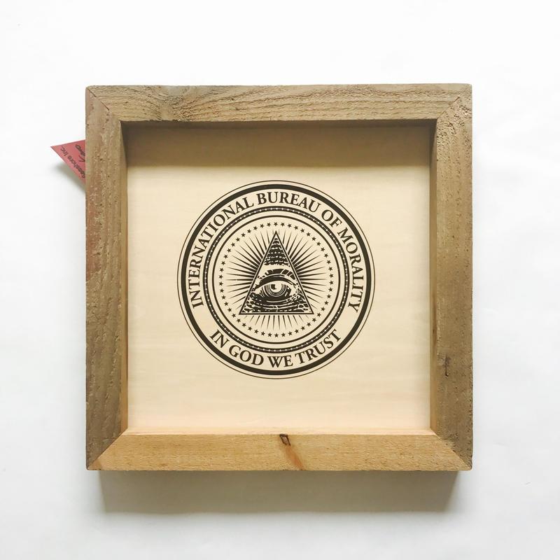 wood board [EYE]