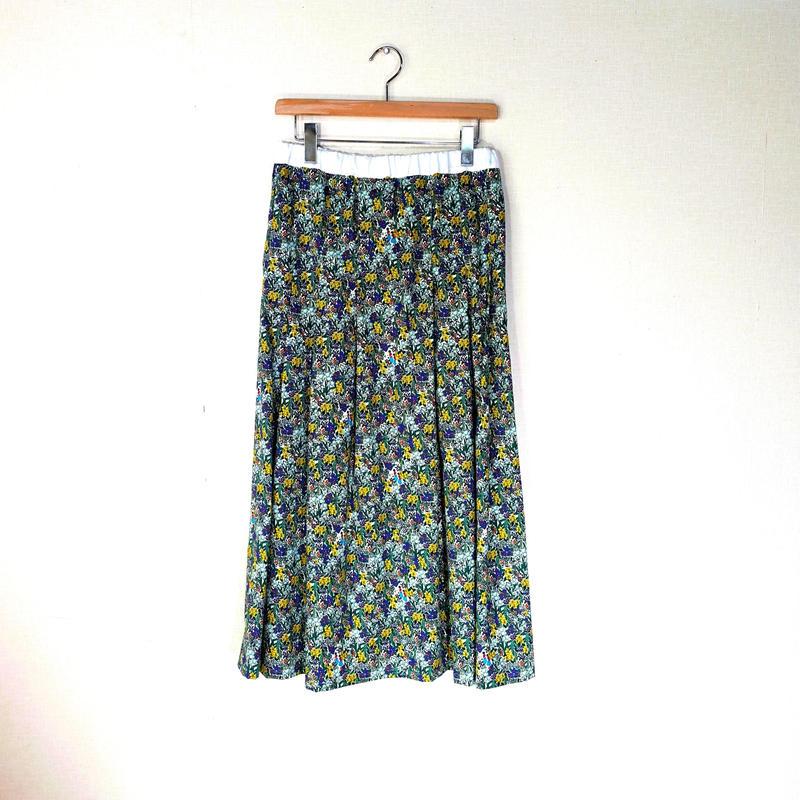Pleats Skirt プリーツスカート [MATTE]