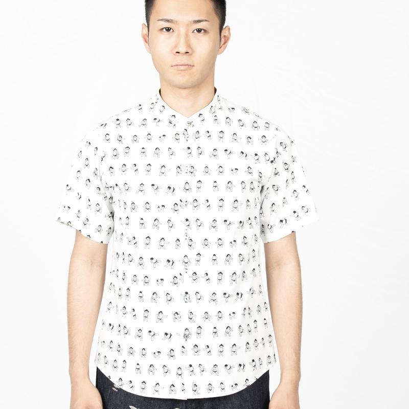 Cotton Print Shirts コットンプリントシャツ [SUMO]