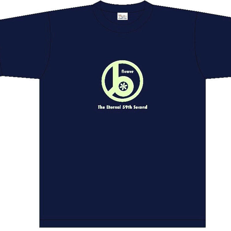 b-flower  Tシャツ『The Eternal 59th Second』