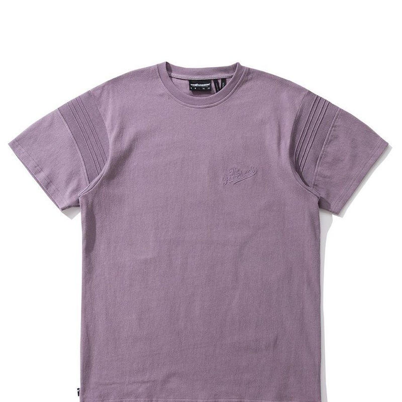 The Hundreds Duell T-Shirt DUSTY PURPLE