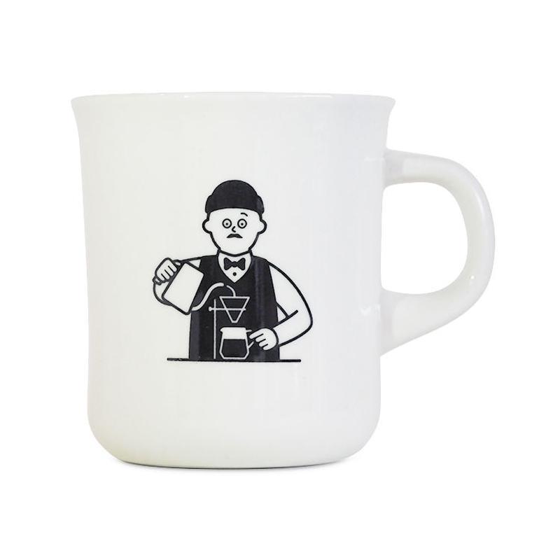 SLOW COFFEE STYLE MUG - Making  Coffee