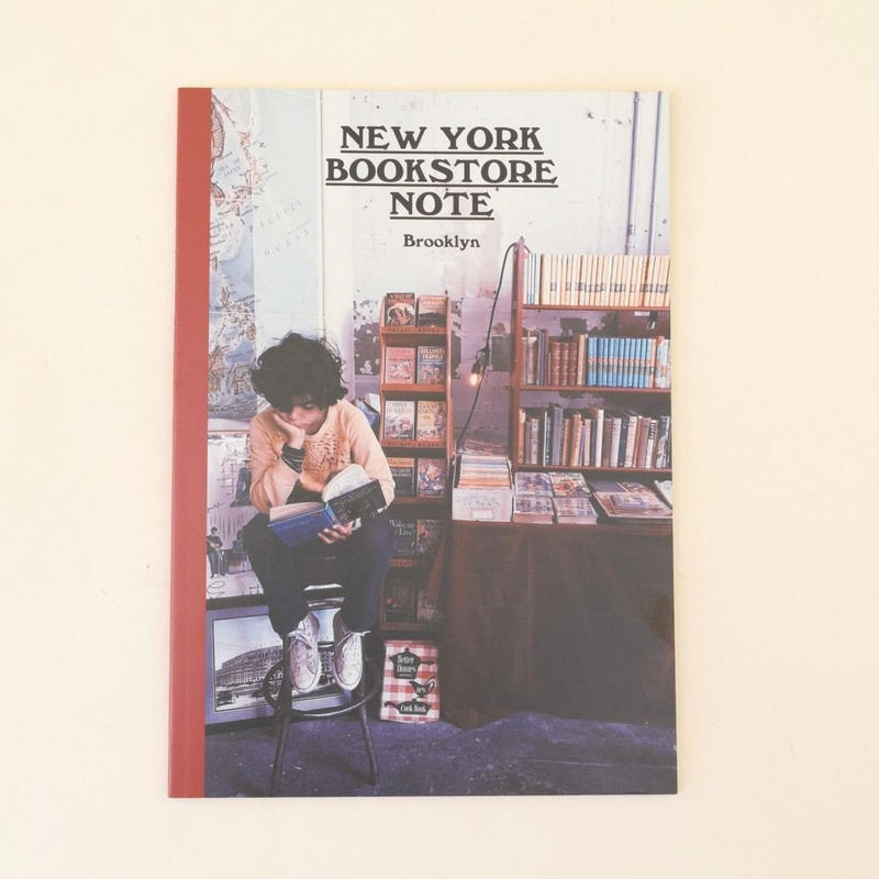 NEWYORK BOOKSTORE NOTE Brooklyn