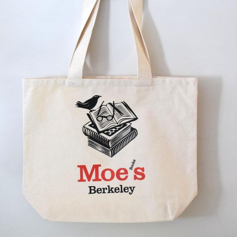 Moe's Books トートバッグ