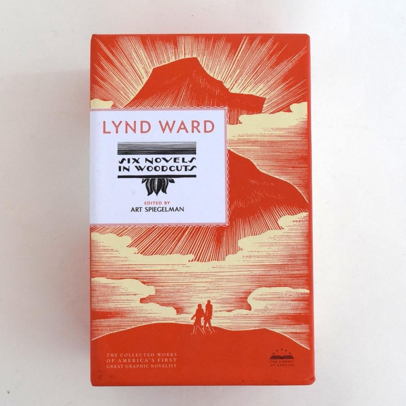 Lynd Ward : Six Novels in Woodcuts