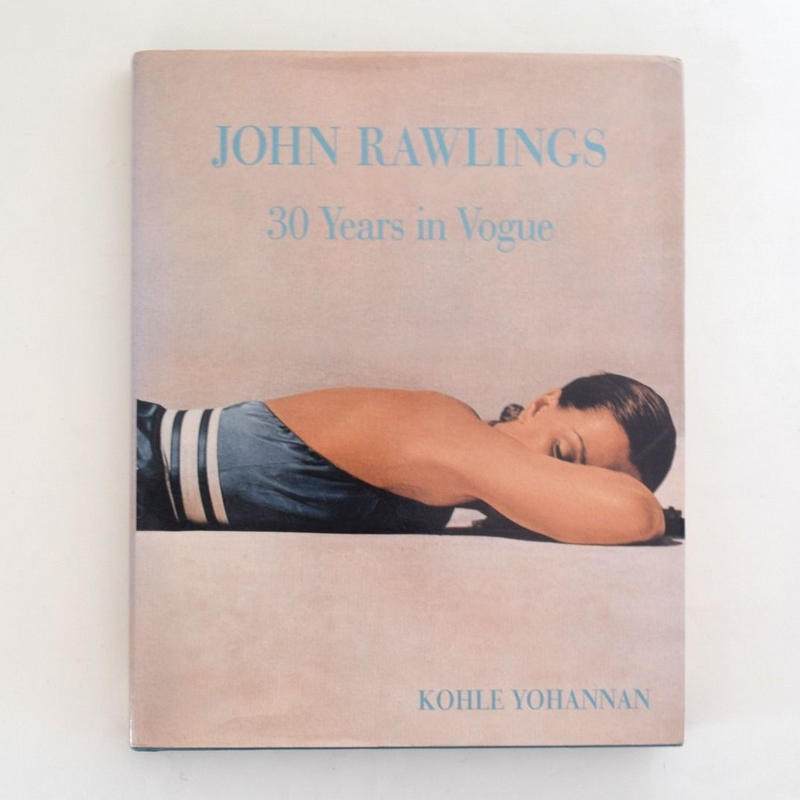 JOHN RAWLINGS 30 Years in Vogue