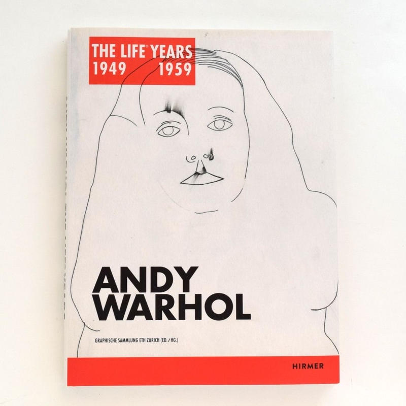 ANDY WARHOL THE LIFE YEARS 1949-1959